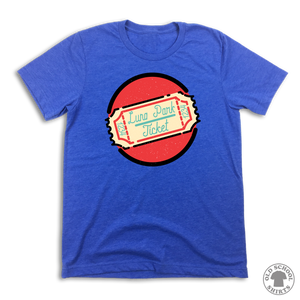 Luna Park - Old School Shirts- Retro Sports T Shirts