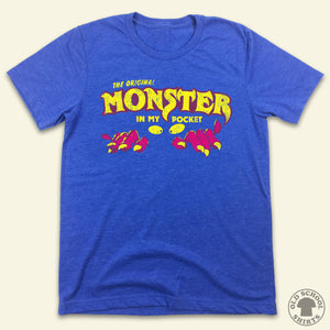 The Original Monster In My Pocket T-shirt
