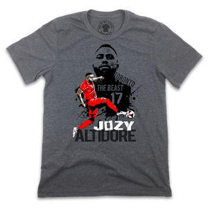 "Official Jozy Altidore ""The Beast"" MLSPA Tee"