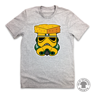 Cheesehead Trooper T-shirt