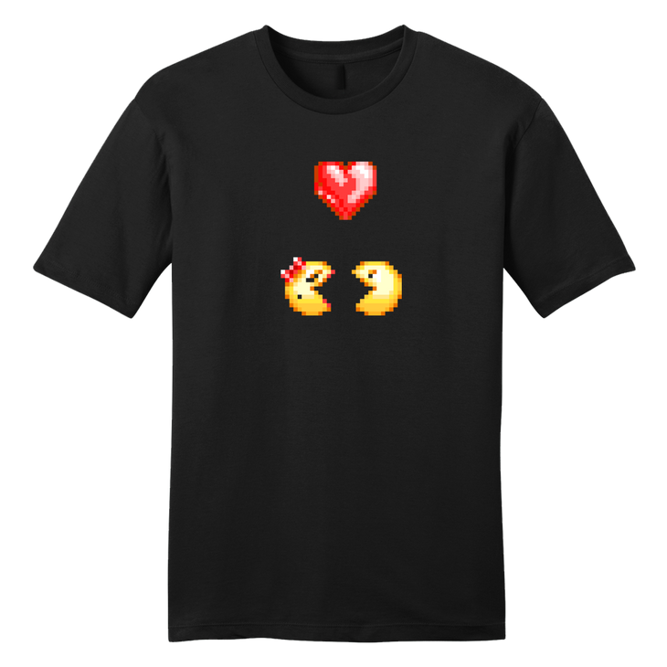 Pacs in Love - Vintage Valentine's Day Tee