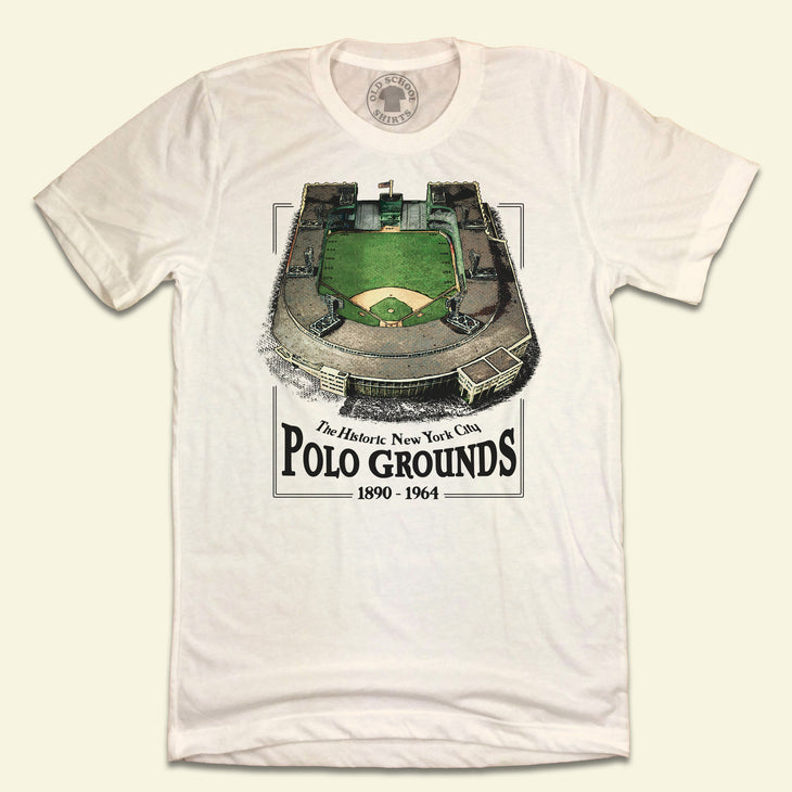 Polo Grounds T-shirt New York