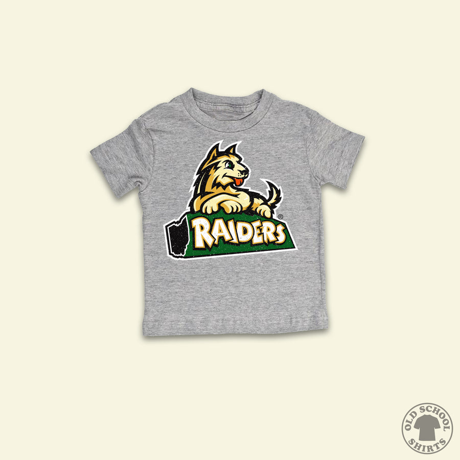 Raiders Pup Logo - Youth Sizes T-shirt