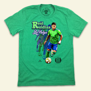 Official Raul Ruidiaz MLSPA Player Tee