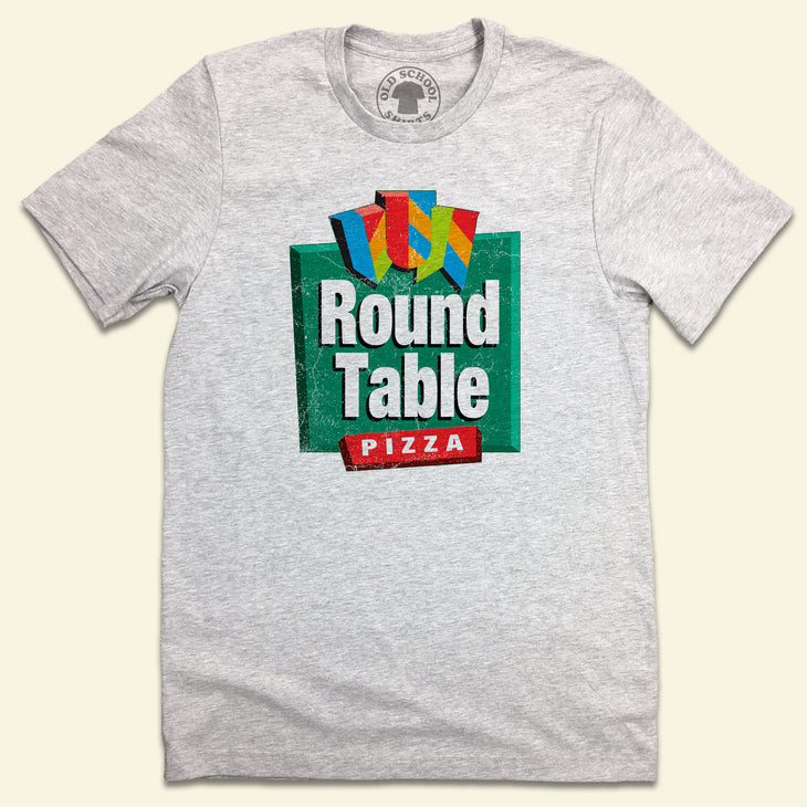 Round Table Pizza San Francisco T-shirt