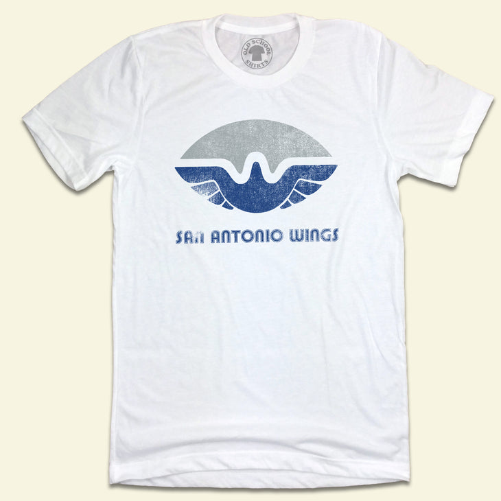 San Antonio Wings World Football League T-shirt
