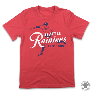 Seattle Rainier's Baseball