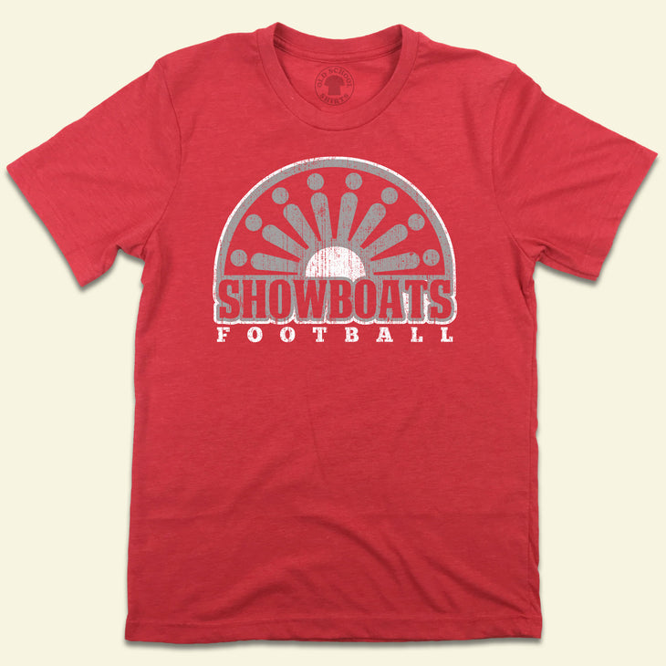 Memphis Showboats Football USFL T-shirt