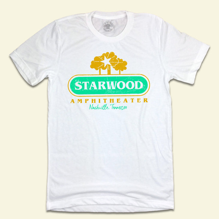 Starwood Ampitheater Nashville T-shirt