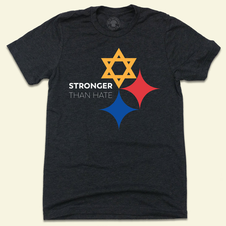 Pittsburgh Stronger Than Hate