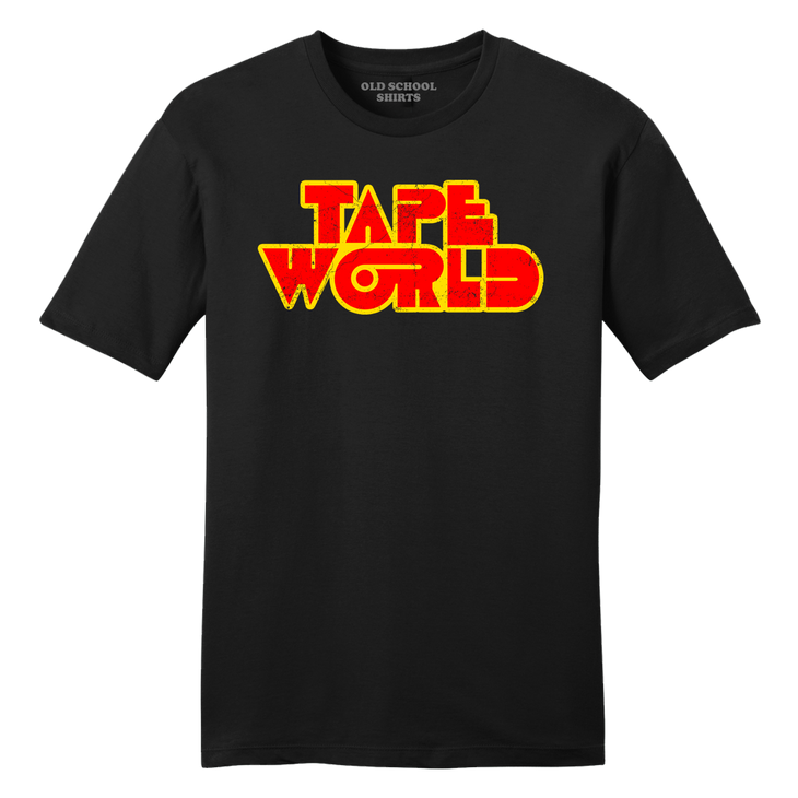 Tape World T-shirt