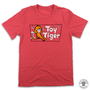 Toy Tiger Louisville Retro T-shirt