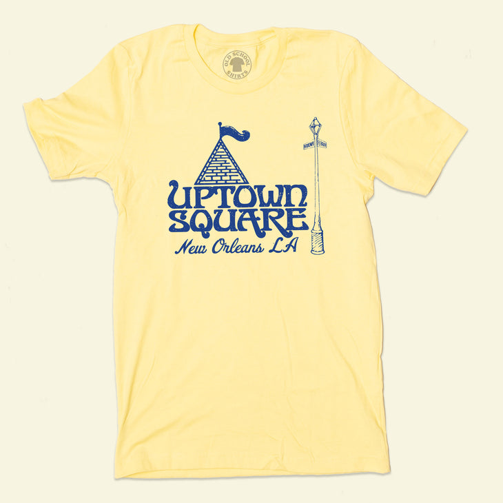 Uptown Square Shopping Center New Orleans, LA T-shirt