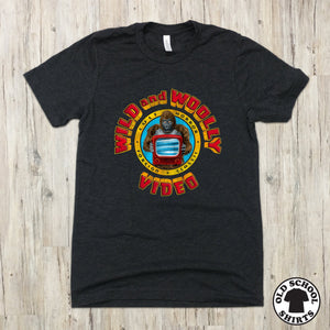 Wild and Woolly Video T-shirt