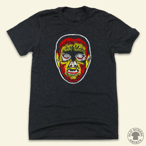 Ben Cooper Wolfman Mask - Old School Shirts- Retro Sports T Shirts