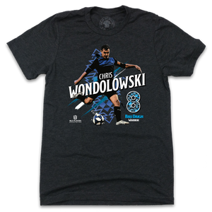 Official Chris Wondolowski MLSPA Tee