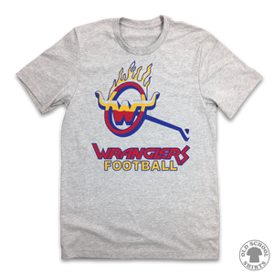 Arizona Wranglers Football - Old School Shirts- Retro Sports T Shirts
