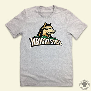 Wright State University Raiders Logo T-shirt