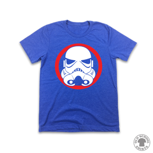 Cubs Trooper - Youth Sizes - Old School Shirts- Retro Sports T Shirts