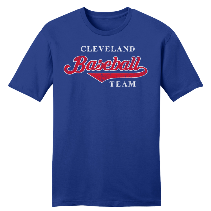Cleveland Baseball Team T-shirt