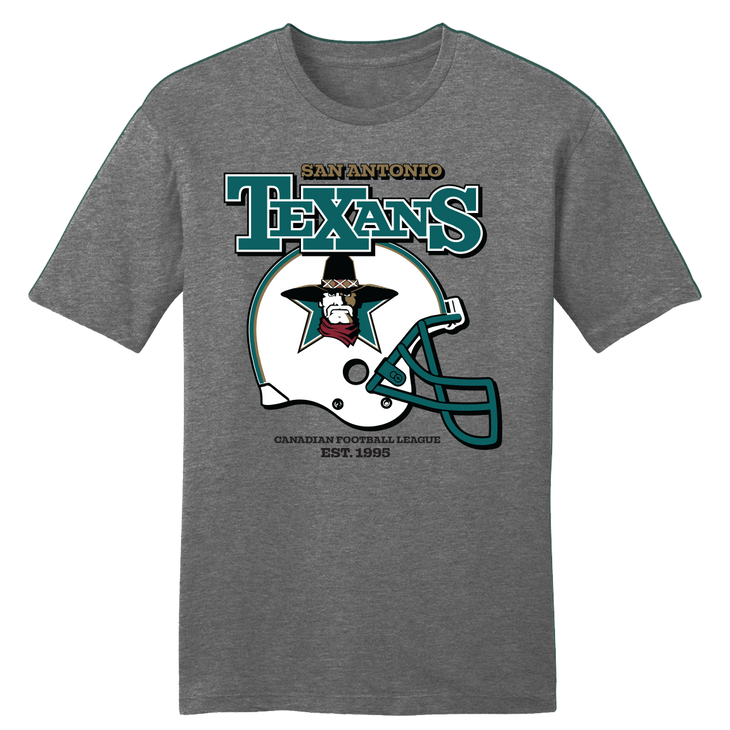 San Antonio Texans football tee