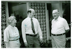 John Raney, owner with his parents