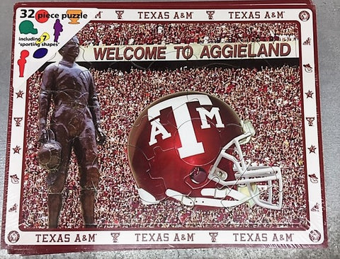 Texas A&M Aggies Journal Book