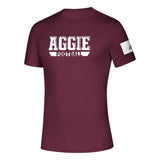 Locker Practice Football Clima Tech Adult Tee - TXAG Store
