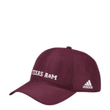 Coach Slouch Adjustable School First Cap - Maroon - TXAG Store