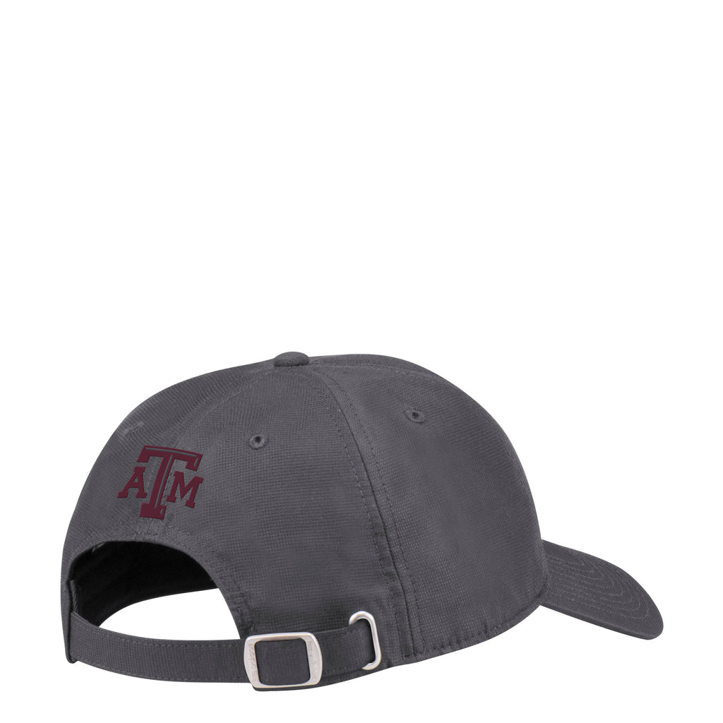 '19 Coach Slouch Adjustable School First Cap - Grey - TXAG Store