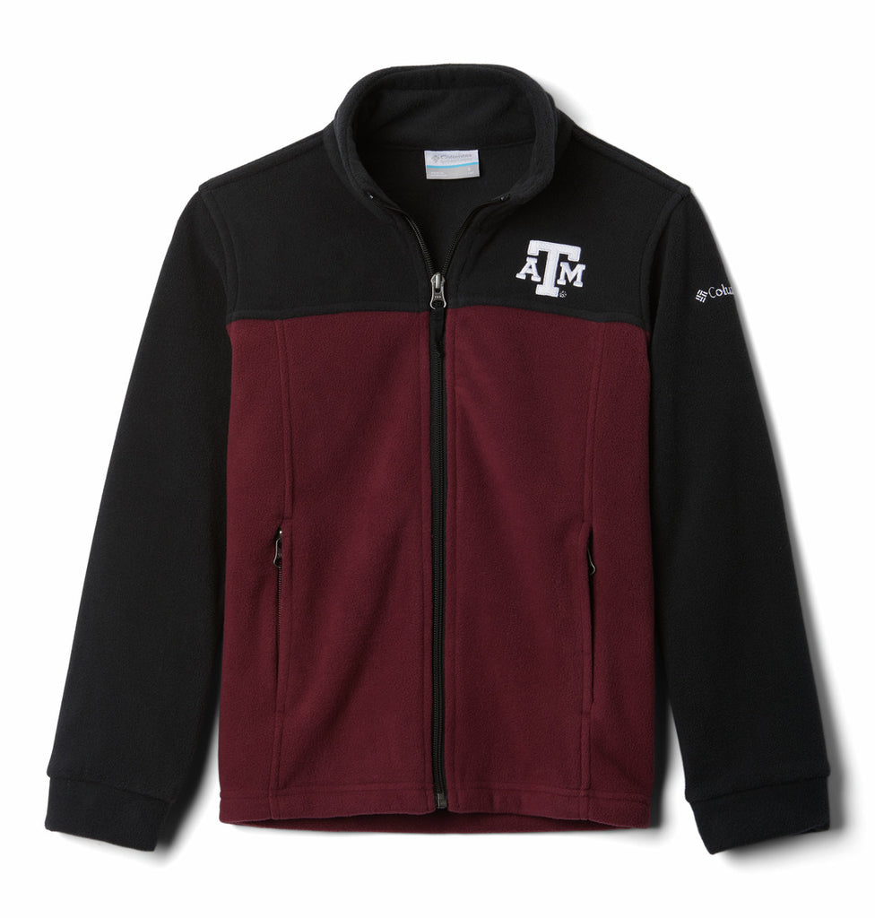 YOUTH Flanker II Full Zip Fleece Jacket - TXAG Store