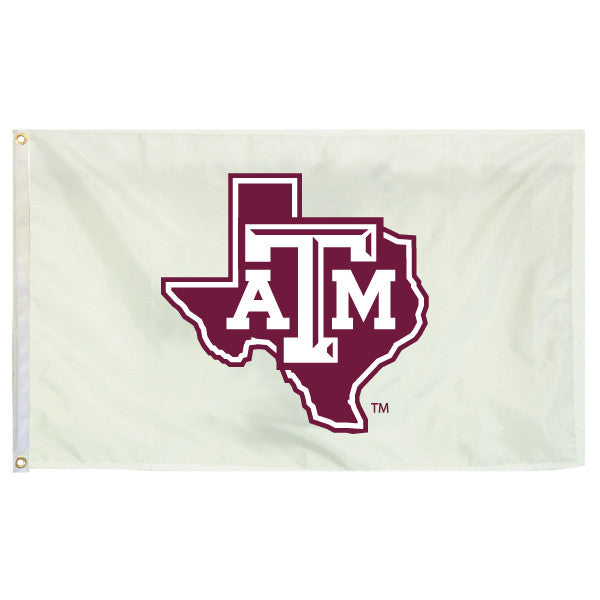 Texas A&M lone star flag