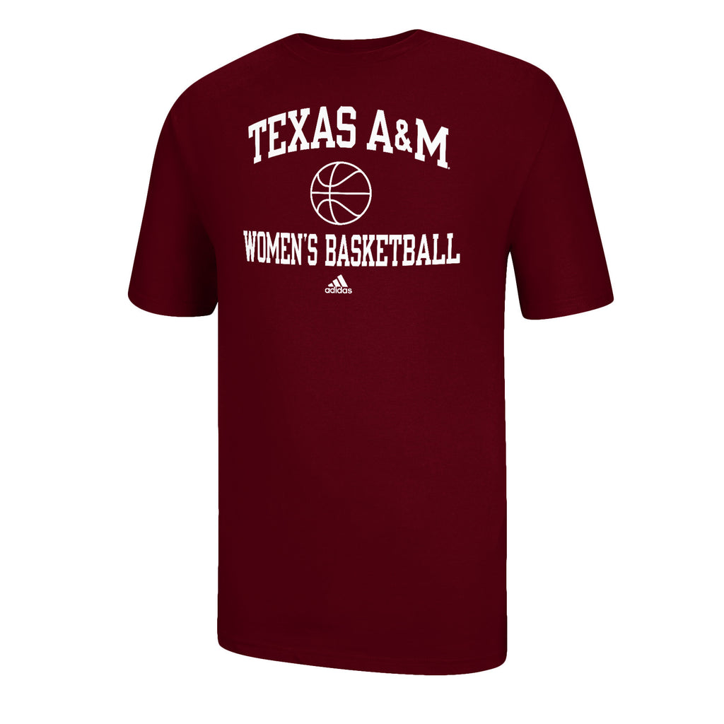 Texas A&M Women's Basketball Tee