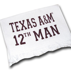 12th Man Towel - TXAG Store