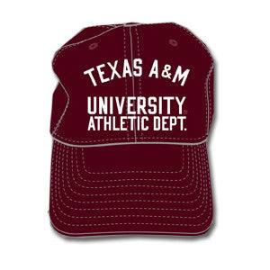 Adidas Texas A&M Aggies Cuffed Beanie with Pom (Gray)