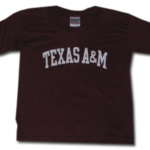 Texas A&M Arch Tee - TODDLER - TXAG Store