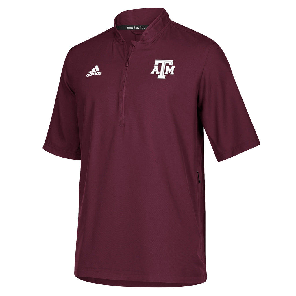 Adidas Team Iconic 1/4 Zip (short sleeve) - TXAG Store