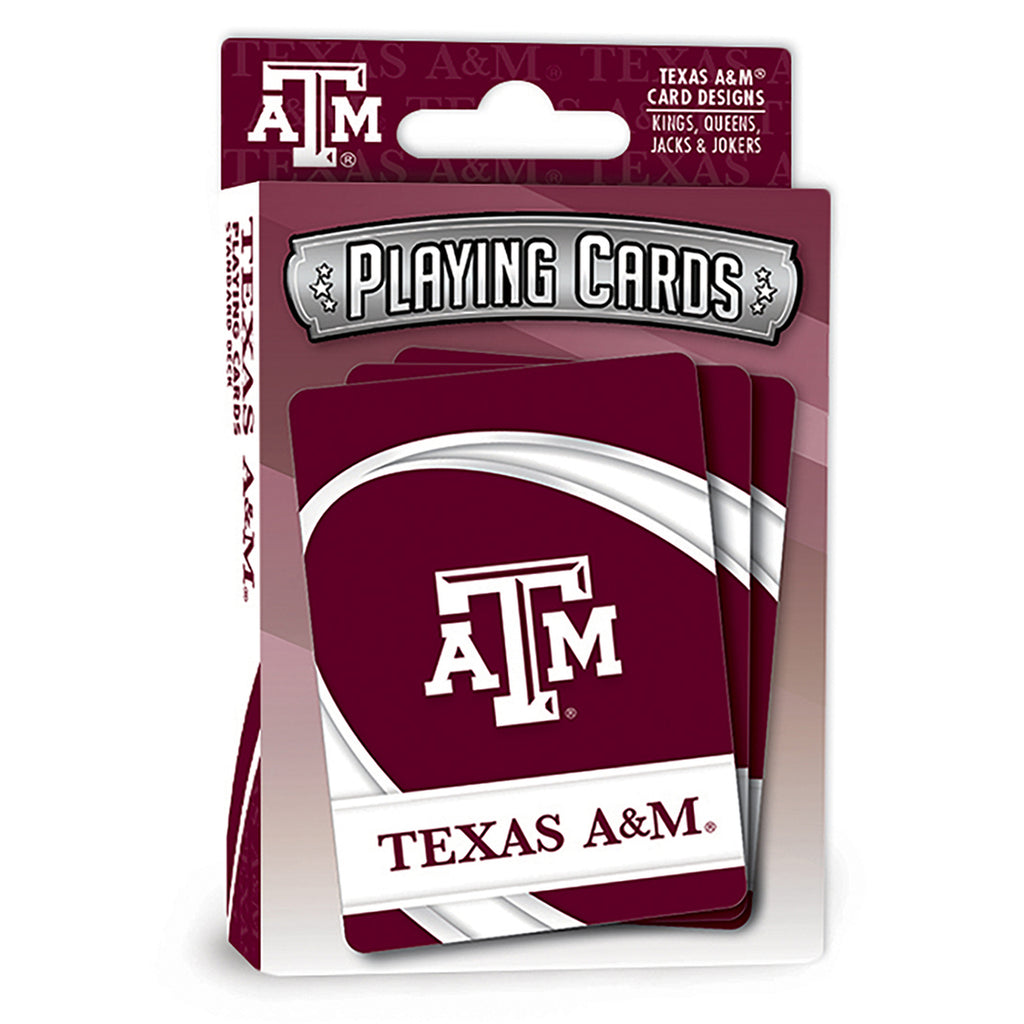 Texas A&M Playing Cards
