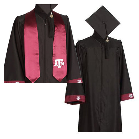 Texas A&M Cap & Gowns – TXAG Store