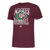 Texas A&M All Timer Aggie Baseball Tee - TXAG Store