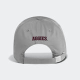 '20 Coach Slouch Adjustable Sideline Cap (Grey) - TXAG Store
