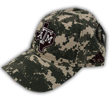 Adidas Adjustable Digital Camo Lone Star Cap - TXAG Store