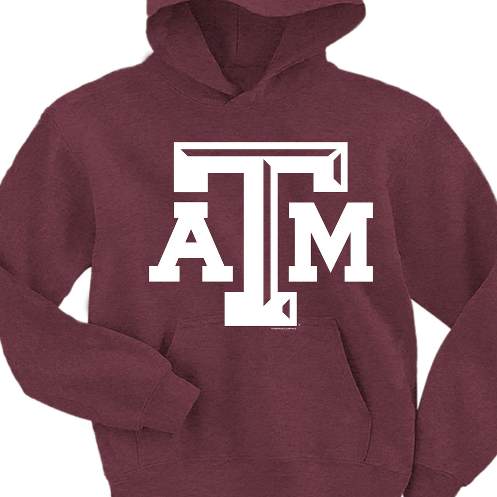 Texas A&M Youth Hoody