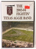 The 2003-04 Fightin' Texas Aggie Band DVD Video