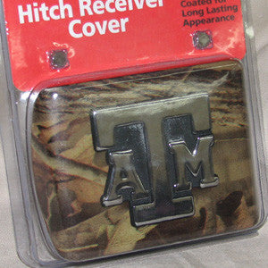 Texas A&M Camo Hitch Cover