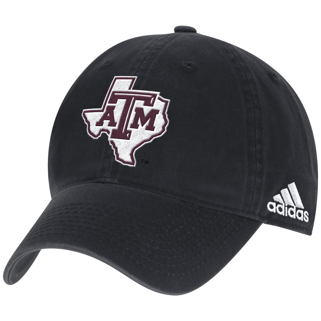 Adidas Slouch Adjustable Cap - Black Lone Star - TXAG Store