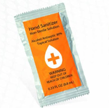Hand Sanitizer Sachet Packet - TXAG Store