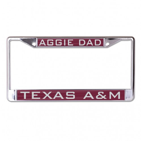 Aggie Dad License Plate - TXAG Store