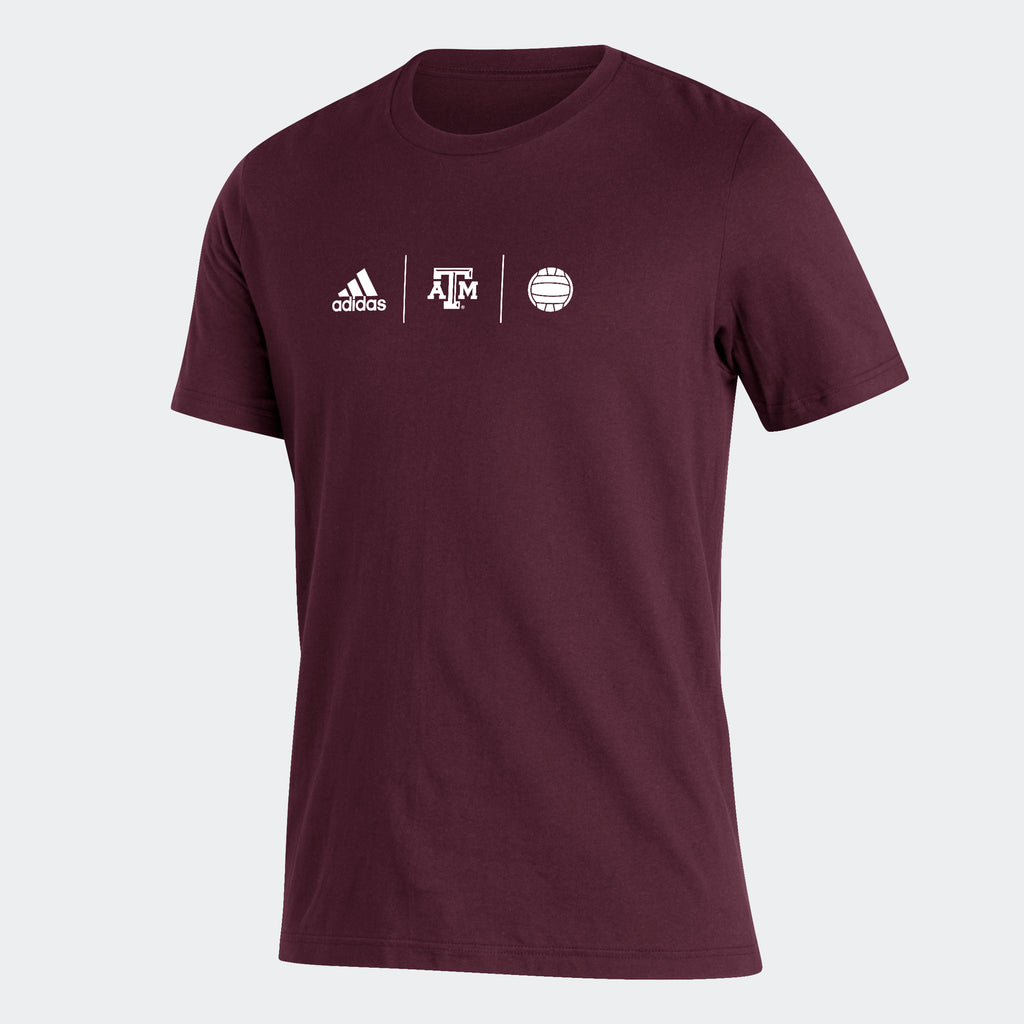 A&M Volleyball T-Shirt - TXAG Store