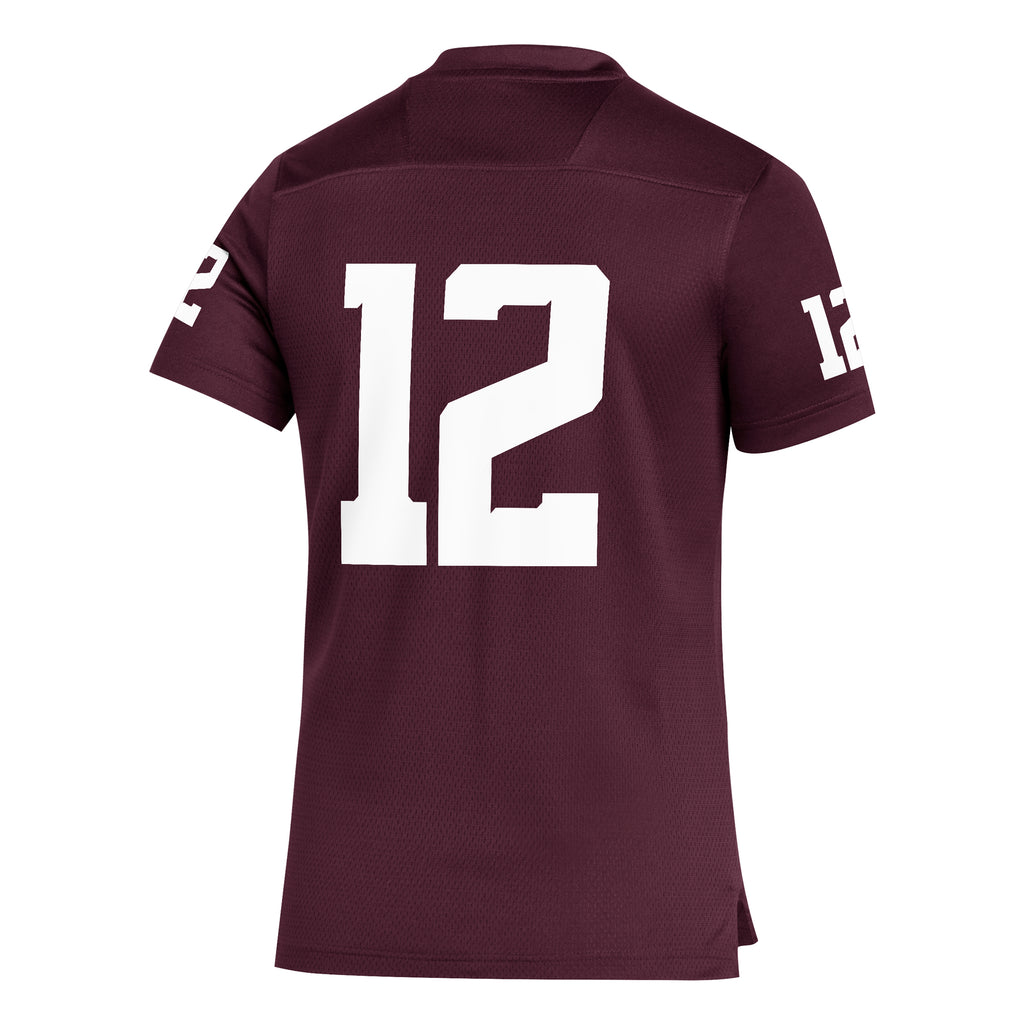 Texas A&M youth performance tee